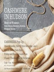 Cashmere Hudson