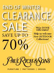 Paul Rich & Sons Home Furnishings
