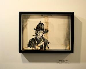 fireman painting