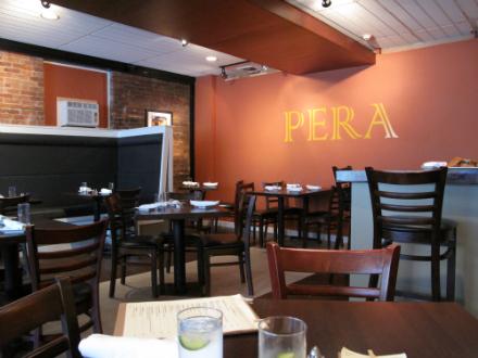 Pera Mediterranean Bistro Brings A New Accent To