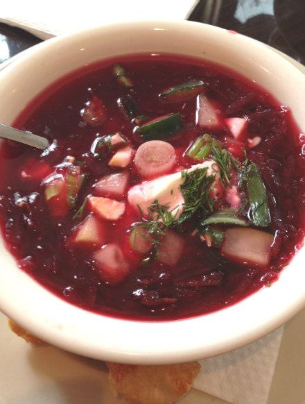 patisserie borscht