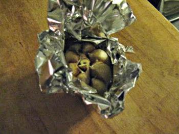 galette garlic