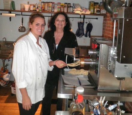 pasta casa kitchen