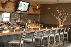bar at the Greens