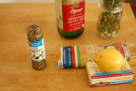 recipe capers home