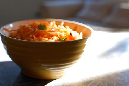 recipe carrot salad