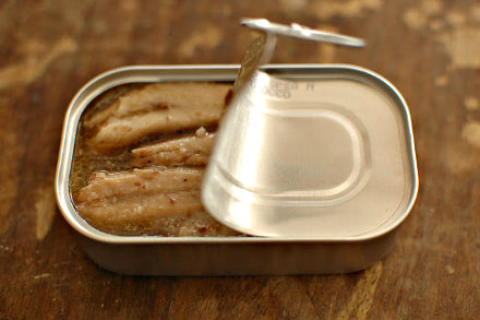 recipe sardines home