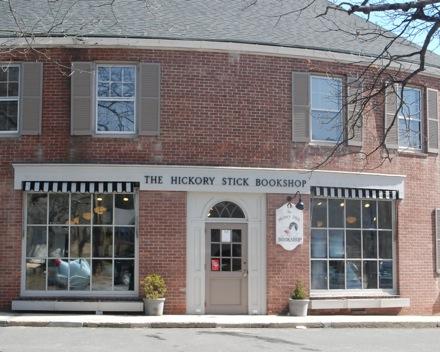 Hickory stick bookstore