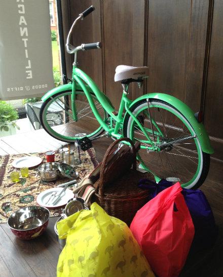 one mercantile bike